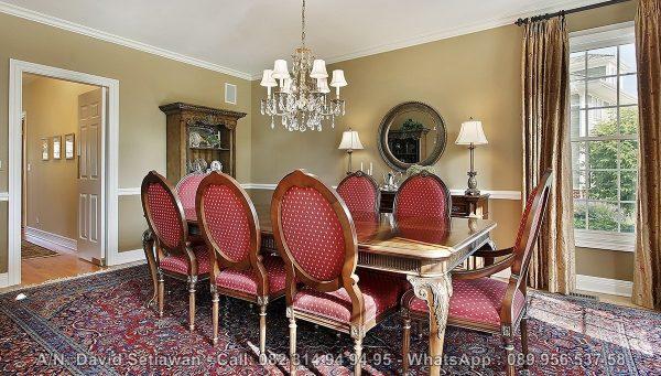 Furniture Set Meja Makan