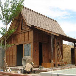 Rumah Kayu Produksi Jepara