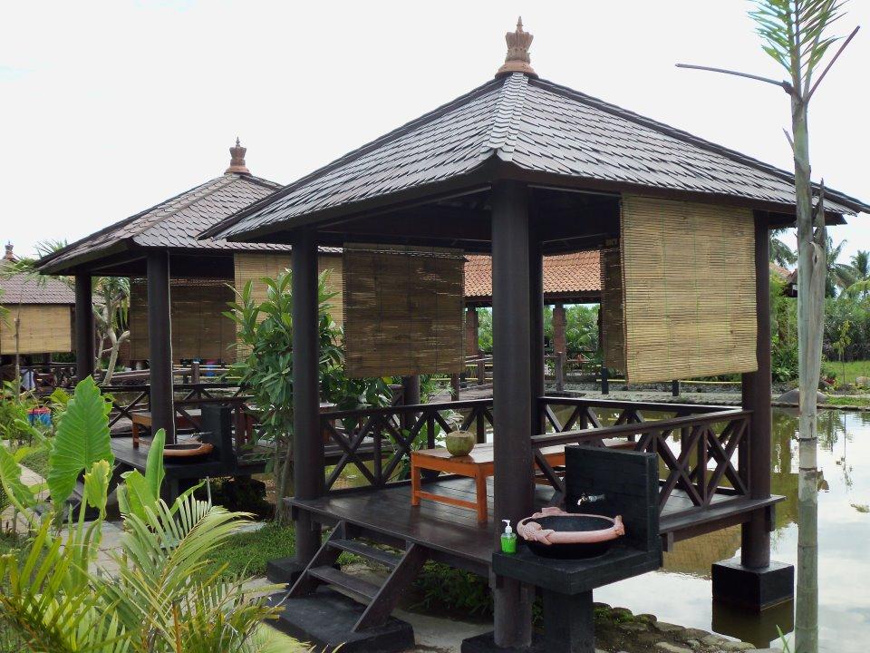 Jual Gazebo Minimalis Modern Atap Sirap Murah Agha Furniture Jepara