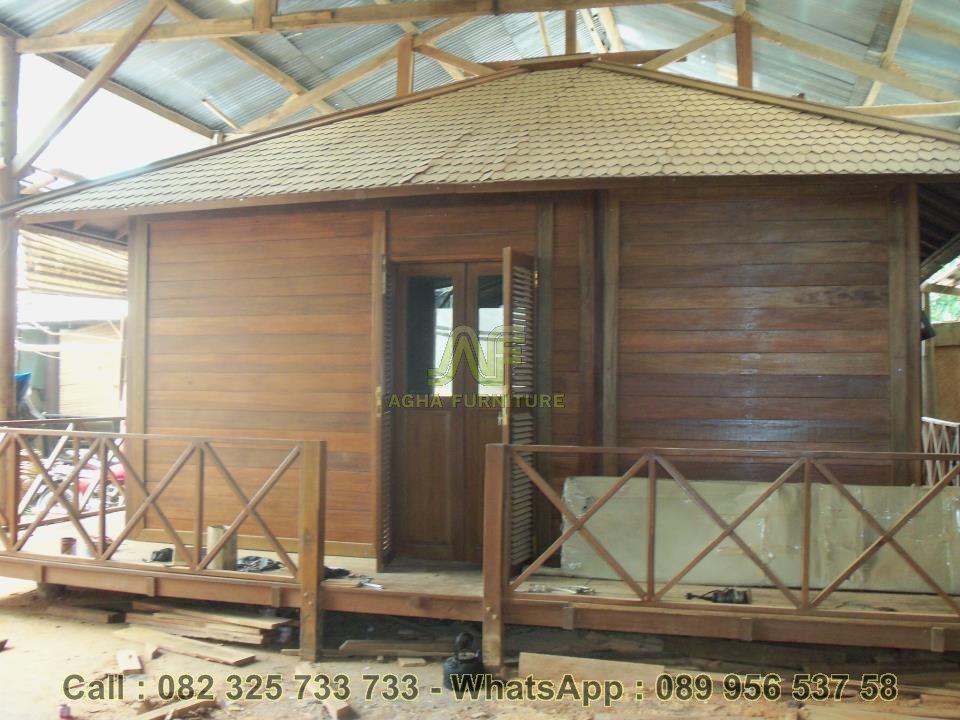 Rumah Kayu Jepara Kayu Glugu