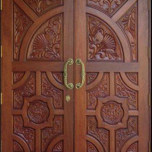 Kusen Pintu Ukir Jati Jepara